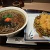 出雲そば たたらや - 料理写真:天ぷらそば