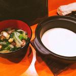 和食じょうず たかの家 - 2016/02/27(土)。お豆腐あんかけ。