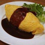 キッチンプラス - オムライス醤油味