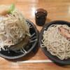どてちん - 料理写真:つけ麺(大)