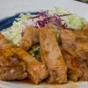 大五 - 料理写真:白金豚ロースソテー