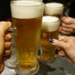 シャンウェイ - [初訪問]ビールで乾杯