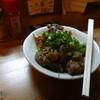三郎丸 - 料理写真:どて焼き430円 ※2016年2月