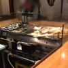 安兵衛 - 料理写真:H28.02.20 カウンター席から「おでん鍋」