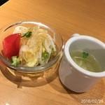 47979564 - サラダ&スープ