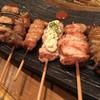 炭火焼き居酒屋 串道楽 - 料理写真: