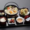 浅間酒造観光センター - 料理写真:おきりこみセット(さくら亭)