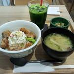 かんみこより - 【2016年2月】チキン南蛮丼 900円