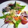 上野幌キッチン60 - 料理写真:鮮魚のカルパッチョ