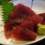 海鮮食堂 満天 - マグロ赤身の刺身
