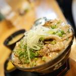 銀の舞 - ネギ塩バラバラ丼