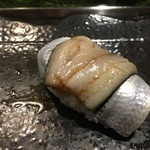 日本橋 寿司金 - コハダ オリジナル