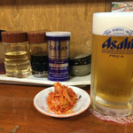 48003882 - 生ビール 600円。