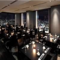 一舞庵 - 37階の煌びやかな夜景の和食ダイニング