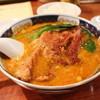 支那麺 はしご - 料理写真:排骨坦々麺