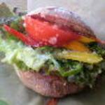7325コーヒー - リュスティックの野菜サンド