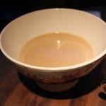 珈琲トラム - ミルク珈琲