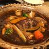大戸屋 - 料理写真:炭火焼ハンバーグのデミシチュー定食