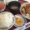 獅子王 - 料理写真:鶏の唐揚げ甘酢ソースかけ(780円)