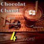 PAIN CAFE méli-méli 石窯パン ふじみ - 今年のショコラショーはプレーン+4フレーバー!