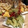 Fruit parler旬果 - 料理写真:フルーツ食べ放題!(*^^*)嬉しいですね!