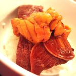 SATO ブリアン - 【名物】ブリ飯