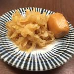 48036212 - おかずは切干大根と里芋のにっころがし。