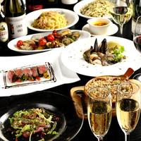 『大小宴会』×『イタリア料理』のお得なコース♪ご予約受付中♪