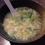 鳥吉 - 鳥吉スープ