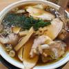 ラーメンあおきや - 料理写真:チャーシューメン 大盛 ¥800