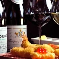 『串』と『ワイン』