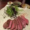 とよのあかり - 料理写真:鹿肉のもものロースト