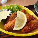 海宝 - 料理写真:牡蠣フライ