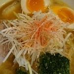 麺や拓 - カレーラーメン♪(2月3月限定)