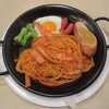 銀座 - 料理写真:イタリアンスパゲティ 756円