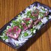 とんちゃん - 料理写真:はつタタキ