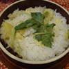 志津香  - 料理写真:栗釜飯