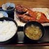 食事処 池田 - 料理写真:金目鯛煮魚定食 1800円 (^^@