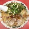ラーメン魁力屋 - 料理写真:特製醤油 (並) 702円