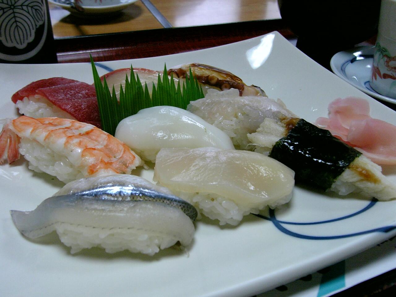 こぼん寿司