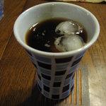 たかさき - 茶房たかさき アイスコーヒー