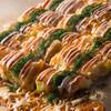 鉄板屋 ばさろ - 料理写真:外はパリパリ、中はモッチモチの「ゆうちゃん焼」(680円)。 常連様大人気の一品です!