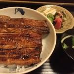 うなぎ 赤坂 勢きね - ⑥鰻丼
