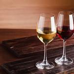 フュージョンダイニング エフ - ドリンク写真:料理を引き立てるワインも多種ラインナップ