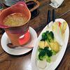 ガブビーノ - 料理写真:季節野菜のバーニャカウダー(2016年2月)