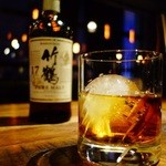 イニシャル - ウイスキーの数々