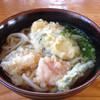 善や - 料理写真:野菜天うどん(*´д`*)490円