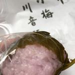 大黒屋 - 料理写真:道明寺