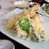 うき舟 - 料理写真:天ぷら