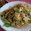 東和ラーメン - 料理写真:野菜炒め